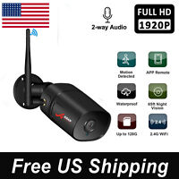 HD 5MP/2MP Wireless IP Security Camera Home CCTV System Network WiFi In/Outdoor
