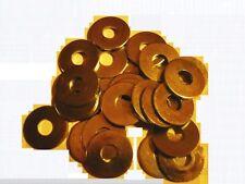25 Stück Unterlegscheiben Stahl verzinkt DIN 9021 - M8 ( Ø8,4) U-Scheibe