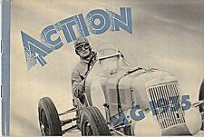 MG ACTION MG 1935 MAGNETTE K3 R TYPE MIDGET P TYPE DANCING DAUGHTERS KOHLRAUSCH