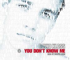 You Don't Know Me, David Klass, 0141804807, New Book