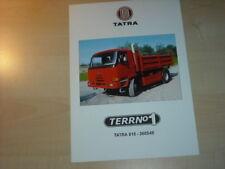 24020) Tatra T 815 Terrno 1 Tschechien Prospekt 200?