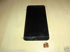 HTC One M Display Einheit, mit schwarzem Rahmen & Digitizer