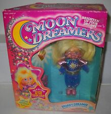 #5206 NRFB Vintage Hasbro Moon Dreamers Sparky Dreamer Starry Up Systems Manager