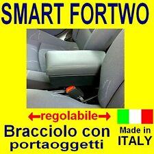 SMART FORTWO - bracciolo con portaoggetti accoudoir -armrest - vedi tappeti auto