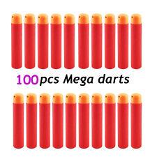 HOT Lot 120 Nerf N-Strike Elite Mega For Centurion Blaster Refill Foam Darts