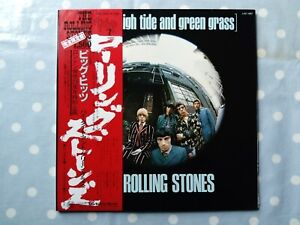 The Rolling Stones Big Hits [High Tide And Green Grass] Vinyl LP (Japanese Rel)