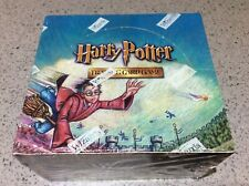 Harry Potter WOTC QUIDDITCH CUP TCG TRADING CARD GAME BOOSTERS BOX New/Sealed