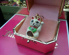 JUICY COUTURE RARE Lucky Cat Charm in EUC