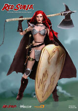 1/6 PHICEN RED SONJA  - Action Figure - in stock - SEALED SHIPPER - NEW