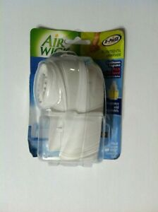 1 NEW AIRWICK SCENTED OIL WARMER WITH A FAN NO PACKAGE