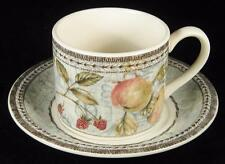 Johnson Bros Summer Fruits Cup & Saucer