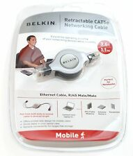 Retractable High-Speed Modem Cable Belkin RJ11Male/Male