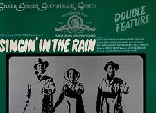 SINGIN IN THE RAIN & IT'S ALWAYS FAIR WEATHER OST disco LP 33 giri MADE in UK