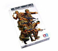 Tamiya Military Model 1/35 German FrontLine Infantrymen Scale Hobby 35196