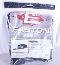 "EASTON Navy Bat Bag Tote Metal Fence Clip Holds 2 Bats 36 X 7 X 9"" Polyester PVC"