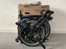 Brompton Black Edition Black M6L 2020 **worldwide Shipping***