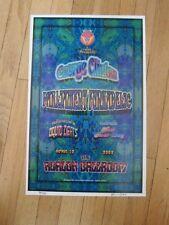 PARLIAMENT Funkadelic 2003 Avalon Poster #ed Signed  #34/50
