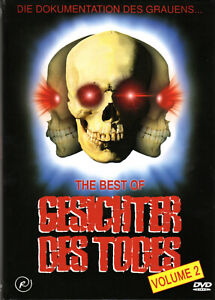 Best of gesichter des todes 2, small hardbox, uncut, faces of death, a