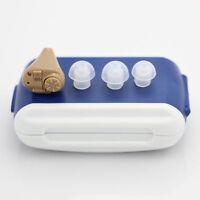 New Ear Best Sound Amplifier Volume Adjustable Tone Hear Hearing Aids Aid K-82