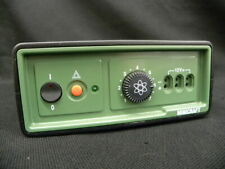 Vintage Minicraft Power Adapter MB750 Variable Speed Transformer 120 V England