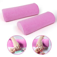 Soft Hand Rest Cushion Pillow Nail Art Manicure Makeup Cosmetic Washable NEW