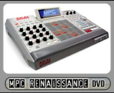 Akai MPC Renaissance & MPC Studio Instructional DVD Tutorial