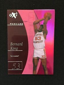 2012-13 Fleer Retro EX 2001 Essential Credentials Future #EX7 Bernard King 23/36