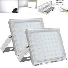 2X 300W Cool White Led Flood Light Outdoor Yard Security lighting Lamp Ac110V