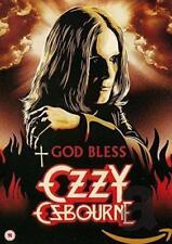 OZZY OSBOURNE – GOD BLESS (NEW/SEALED) DVD BIOGRAPHY