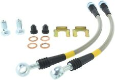 StopTech 950.62502 Stainless Steel Braided Brake Hose Kit