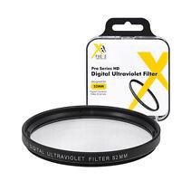 Xit 52mm UV Multi-Coated Lens Filter For Nikon 18-55 AF-S 55-200mm, 50mm f/1.8D