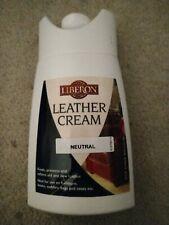 Liberon Neutral Leather Cream