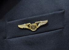 WINGS HELICOPTER PILOT golden for Pilots & Aviators & Chopper Pilots