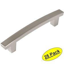*25 Pack* Cosmas Cabinet Hardware Satin Nickel Contemporary Handle Pulls #5236SN