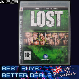LOST PS3 Game TESTED Very Good Condition PAL