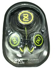 Skullcandy 2XL Shakedown Rotating Over-Ear Headphones - Black Green Digital Camo