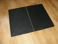 2 x Speaker Covers from JBL HiFi Stereo Loudspeakers, 394 x 246mm, 11mm Thick