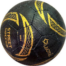 New Training Synthetic Rubber Casing Soccer Ball All Weather Surface STREET-Sz 5