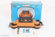 North Star Home's TV Set R-1800 Vintage 1977 RAR Pong Spielkonsole mit 4 Spie...