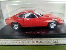 TOP & SELTEN ! Modellauto Oper GT 1900 mit Broschüre 1:24