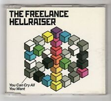 (HB152) The Freelance Hellraiser, You Can Cry All You Want - 2006 CD