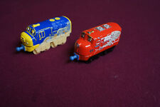 Chuggington Die Cast Brewster and Wilson Special Edition