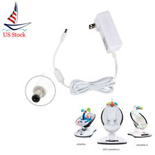 12V Power Adapter for mamaroo 4moms mamaroo4 2 rockaroo Infant Seat Baby Swings