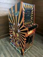 New Orange Cabaret Arcade Machine, Upgraded!