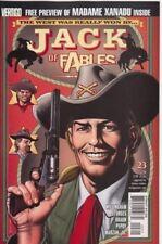 Jack Of Fables #23 (NM)`08 Willingham/ Sturges/ Atkins