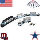 🔥Maersk Train Building Blocks Set Toy Model Good Quality Bricks Kit 1238 PCS🔥