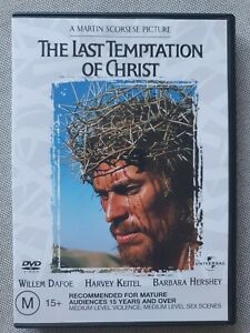 The Last Temptation of Christ by Martin Scorcese (DVD, 1988/2003)