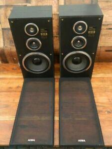 Aiwa SX-81 Speakers 3 Way Bass Reflex 150w