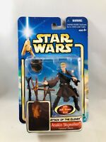 Star Wars Attack of the Clones Anakin Skywalker Tatooine Attack Action Figure