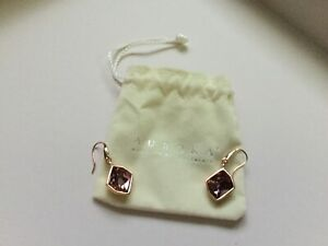 AURORA made by Swarovski droplet ear rings